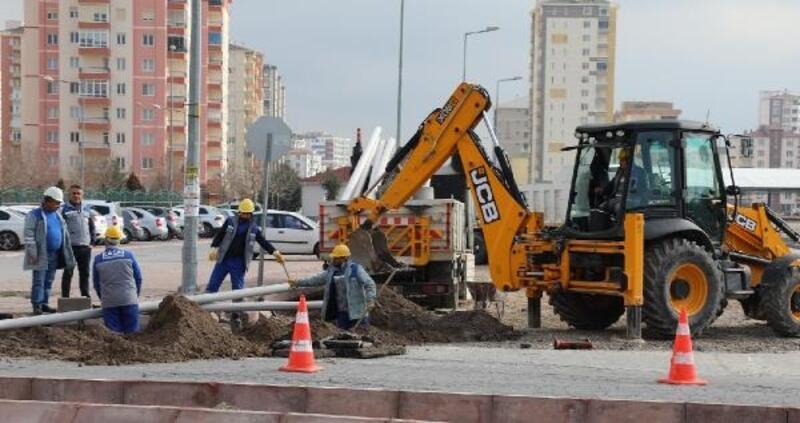 KASKİ'den altyapıya 103 milyonluk yatırım