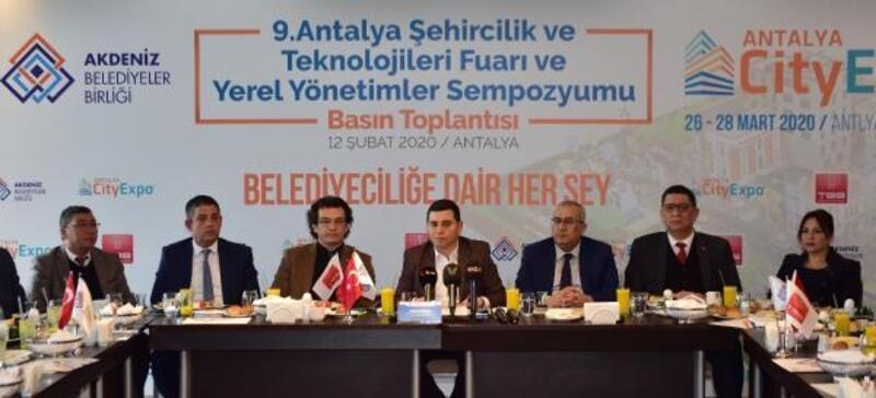 Antalya City Expo kapılarını 9'uncu kez açacak
