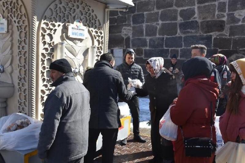 Kocasinan'dan vatandaşlara çorba ikramı