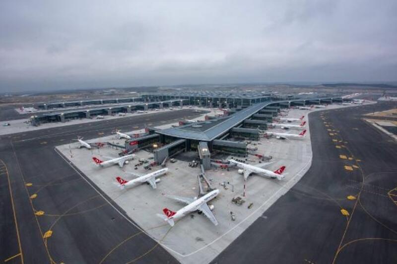 Türkiye'den en fazla uçuşun yapıldığı ülke günlük 150 uçuşla Almanya oldu