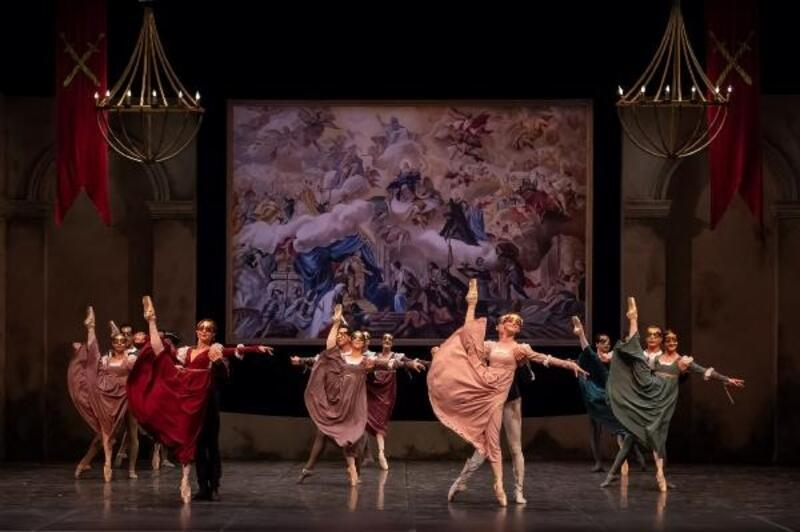 'Romeo ve Juliet' son kez sahnede