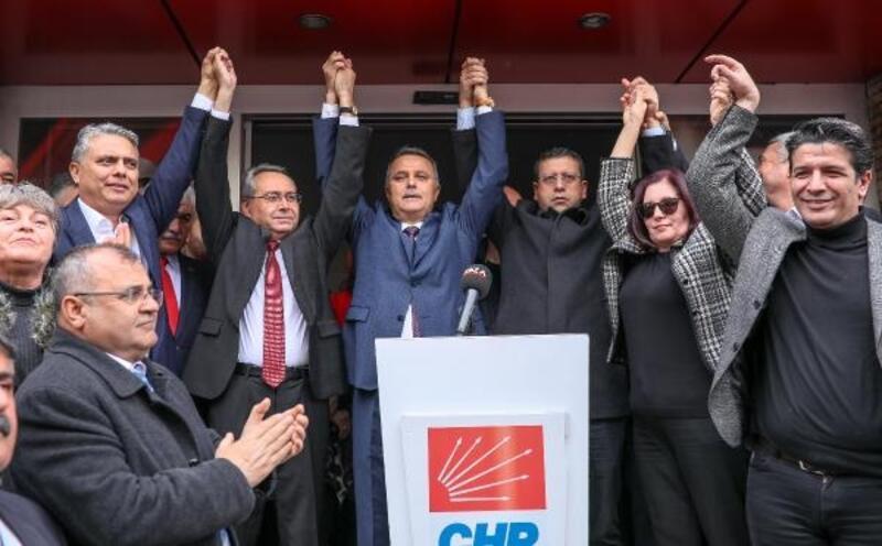 CHP Antalya'da devir teslim