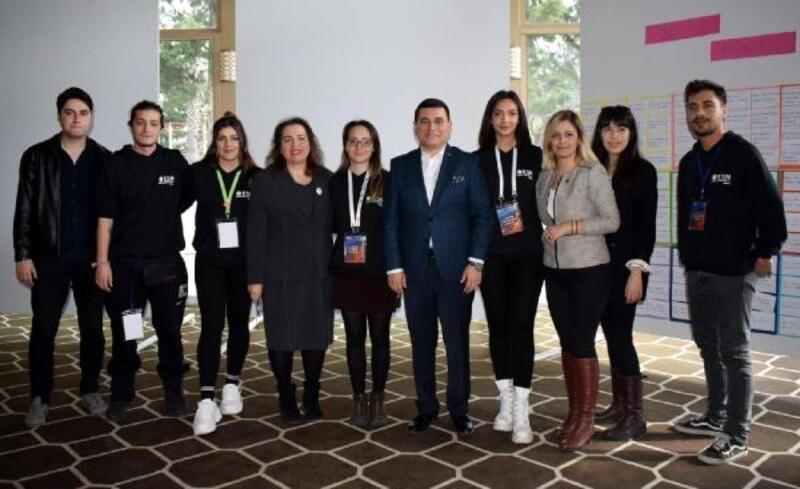 AÜ'de Erasmus toplantısı