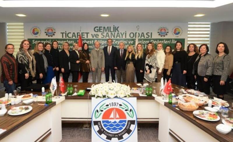 TOBB Bursa KGK Başkanı Saygın: Türkiye'nin daha çok kadın girişimciye ihtiyacı var