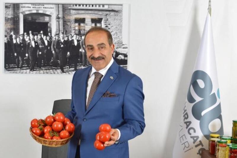 Taze meyve sebze ihracatında artış