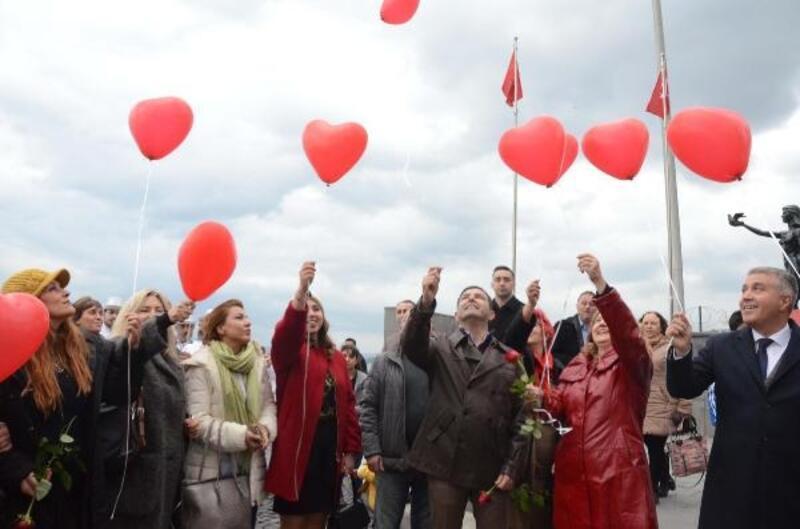 Kuşadası'nda 14 Şubat'ta 'Aşk Korteji'