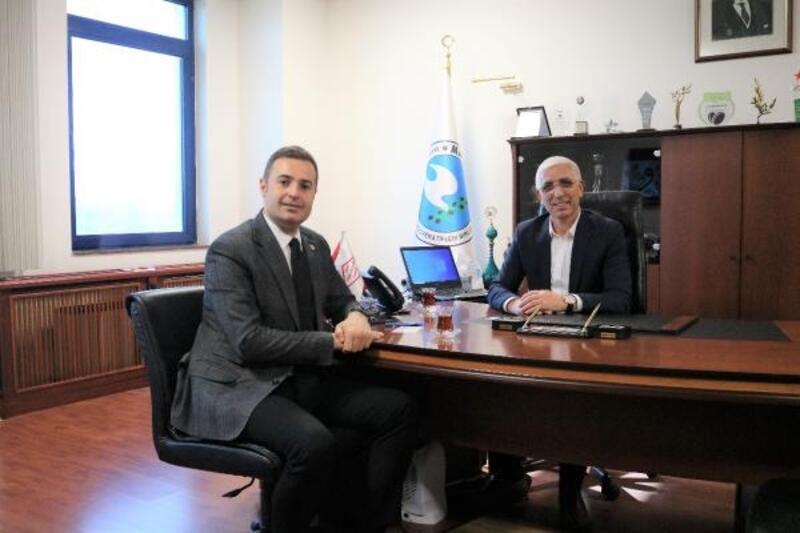 CHP Balıkesir Milletvekili Akın'dan Marmarabirlik'e ziyaret