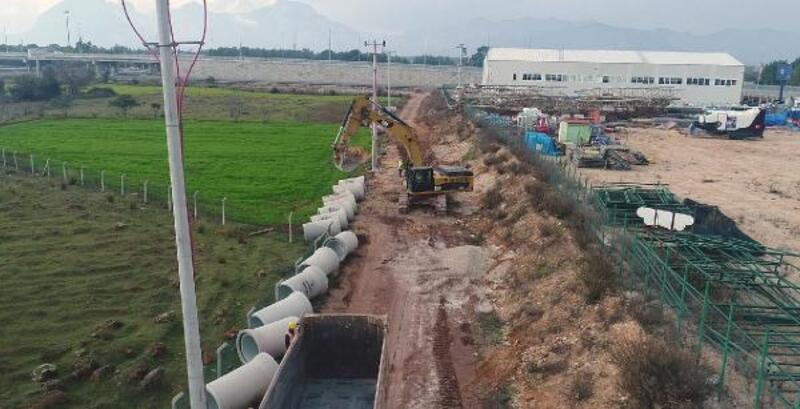 Bahçeyaka ve Altınkale kanalizasyona kavuşuyor