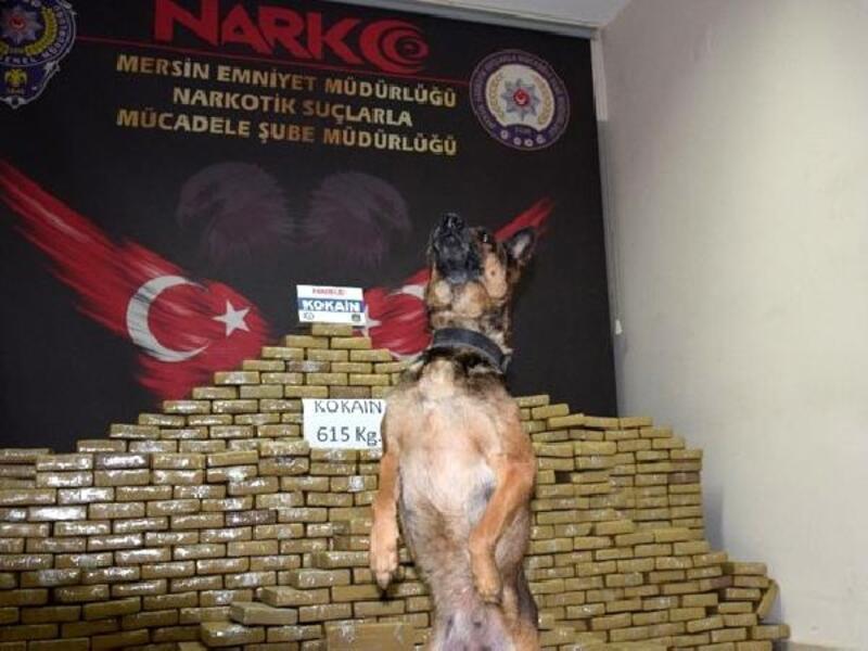 Mersin polisi uyuşturucu ticaretine izin vermiyor