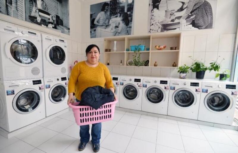 Muratpaşa halk çamaşırhaneleri