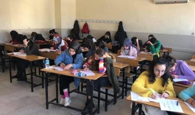 Kepez'den gençlere ücretsiz deneme sınavı