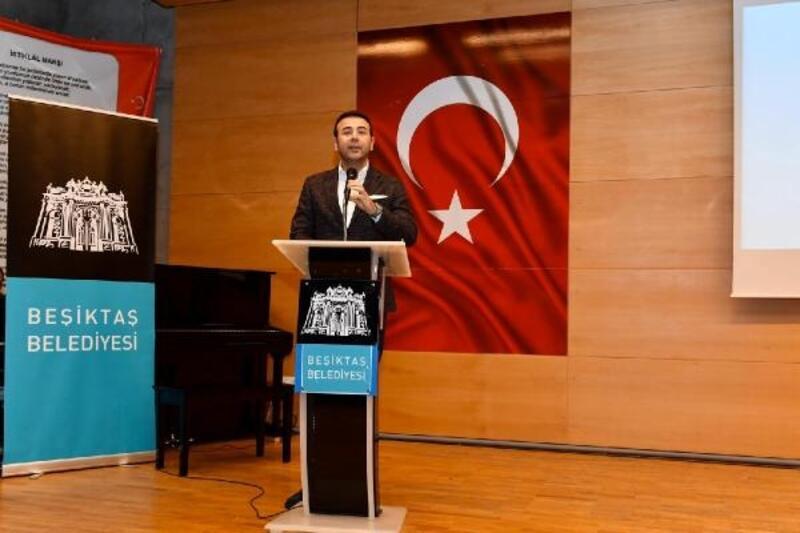Beşiktaşlılara 'Temel Afet Bilinci Eğitimi' verildi