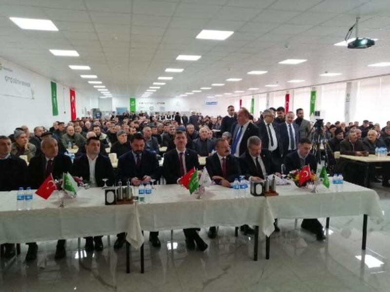 Tokat'ta pancar üreticilerine eğitim semineri