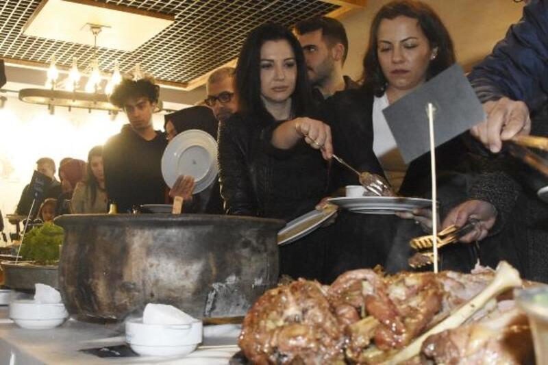 Konya, gastronomi merkezi olma yolunda ilerliyor