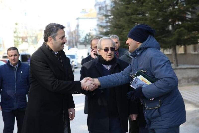 Başkan Eroğlu: Soruyoruz, dinliyoruz, birlikte karar veriyoruz