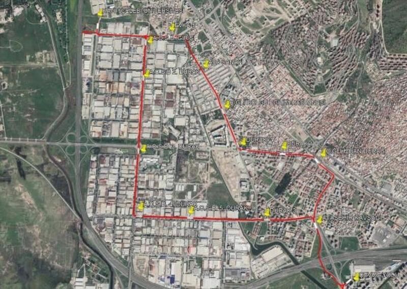 Çiğli Tramvayı'na Ulaşım Bakanlığı'ndan onay