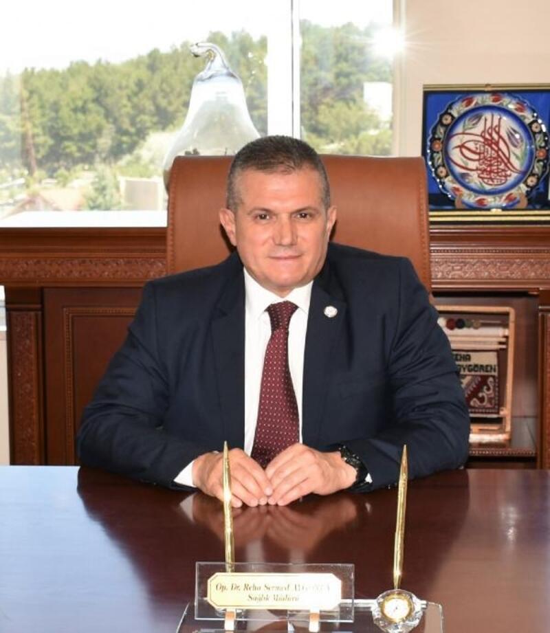 Burdur'da 3 milyon 197 bin muayene