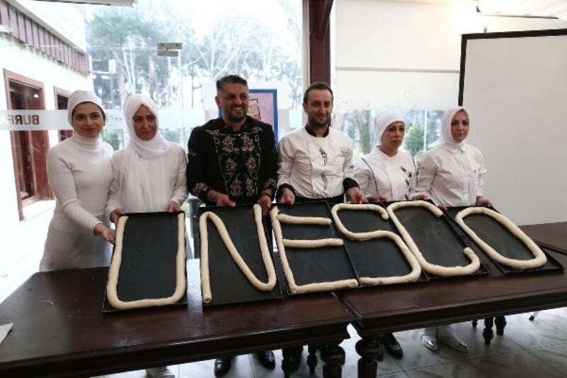 El açması kol böreği ile UNESCO somut olmayan miraslar listesine adaylık başvurusu yapacak