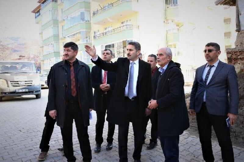 Başkan Eroğlu: Bizim görevimiz halkımıza gönülden hizmet etmek