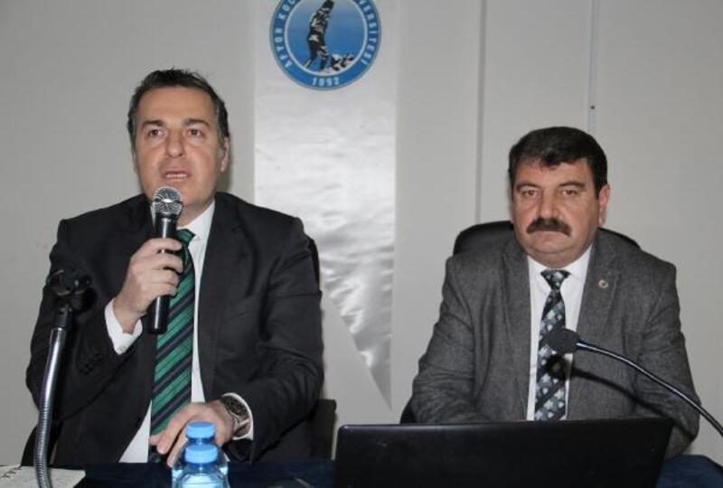 Dinar'da koordinasyon toplantısı
