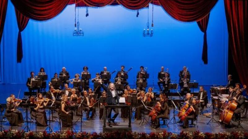Operada eğlenceli konser