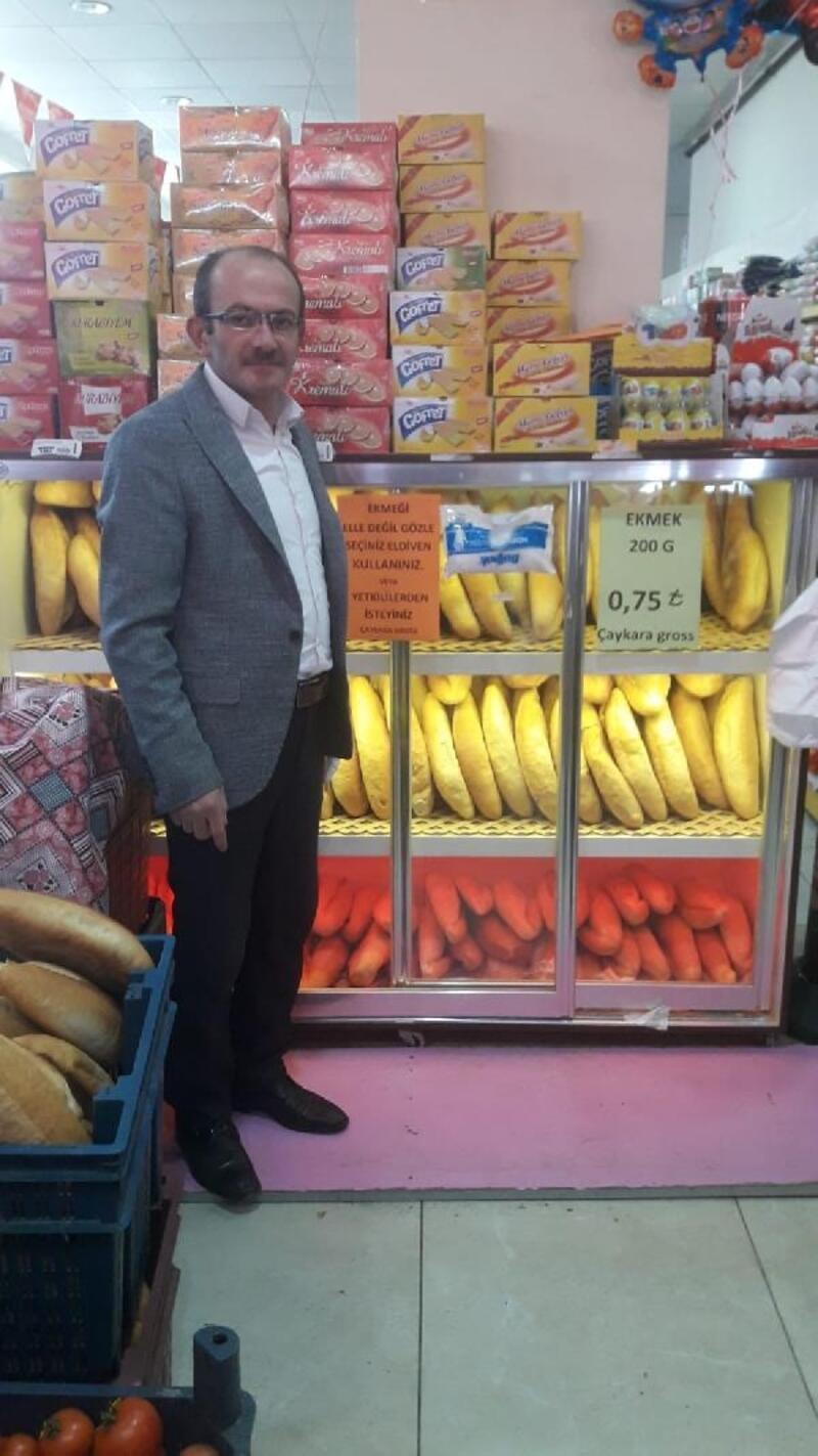 Kırşehir'de ekmeğin fiyatı 75 kuruşa çıktı