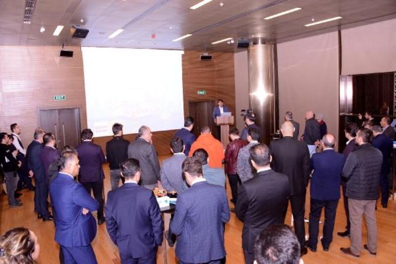 Konya Büyükşehir Belediyesi, Konya'daki turizmcileri bir araya getirdi