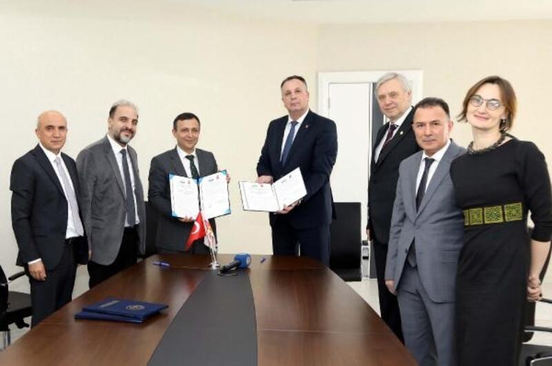 ERÜ'de Moldova üniversitesi ile iş birliği protokolü