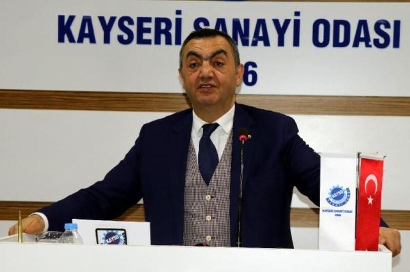 KAYSO Başkanı Büyüksimitci: Çin'e ithalatı kısıtlayan pazarlara, Türkiye alternatif olmalı