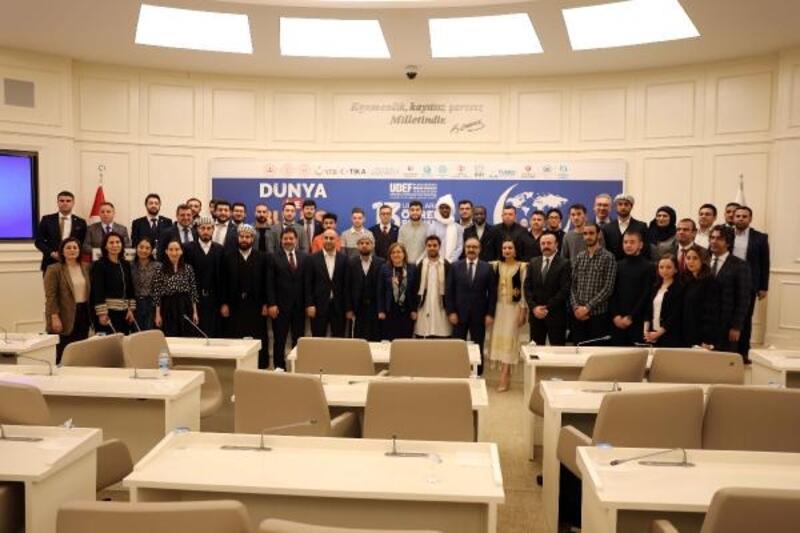 Uluslararası Öğrenci Buluşması, Gaziantep'te tanıtıldı
