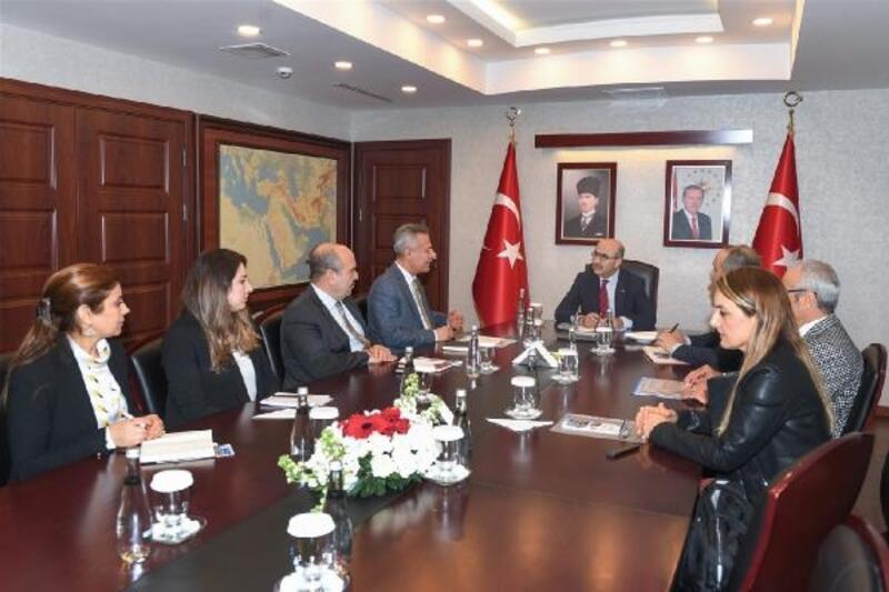 Adana'da kooperatifçilik çalışmaları değerlendirildi