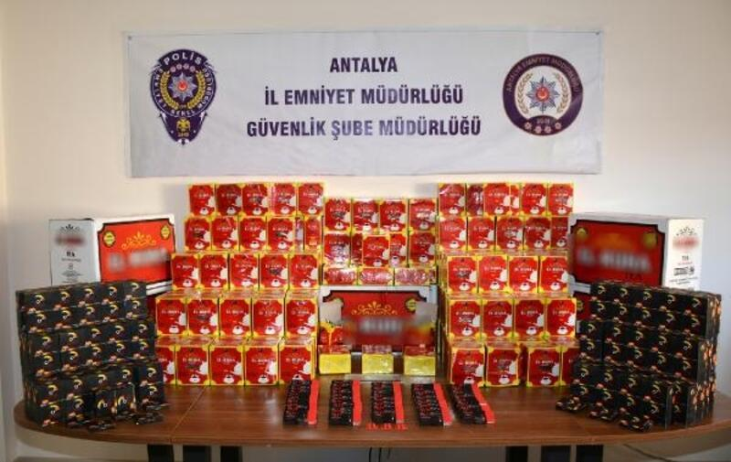 'Sahte ürün' ve 'aranan' operasyonu: 11 gözaltı
