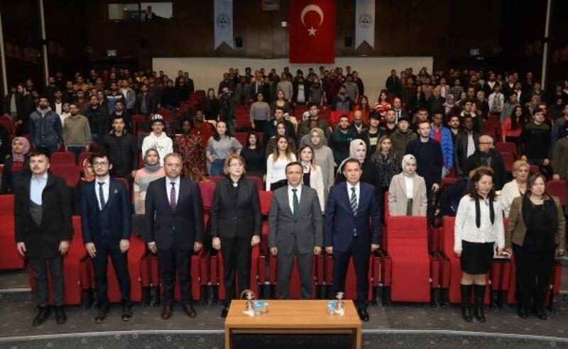 ERÜ'de Hocalı soykırımı konferansı