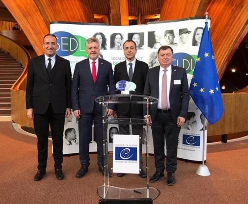 Lüleburgaz'a Avrupa'dan 7'inci ödül