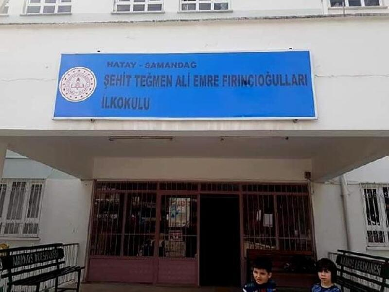 Şehit Ali Emre Fırıncıoğulları'nın ismi okulda yaşatılacak