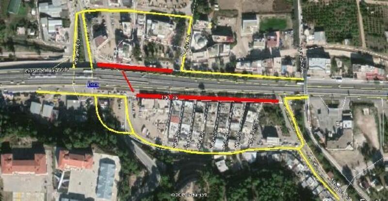 Aksu'da bazı yollar trafiğe kapanacak