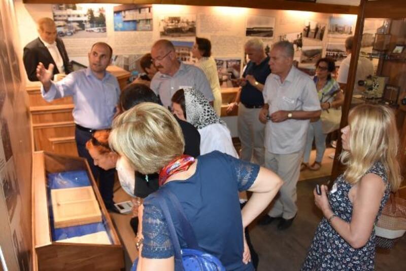 Yaklaşık 800 bin kişi İnegöl Kent Müzesi'ni ziyaret etti