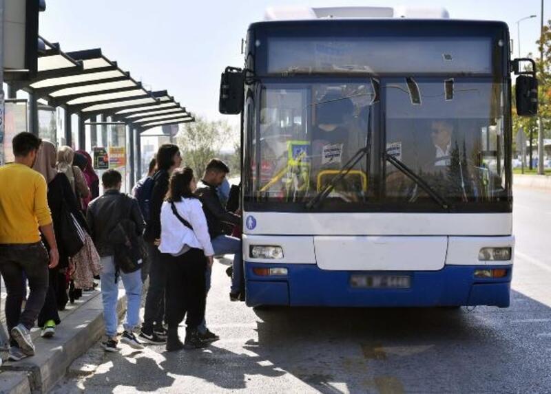 ODTÜ'lü öğrencilere ücretsiz servis hizmeti başlıyor