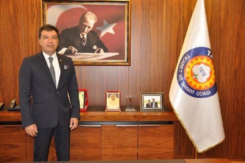 Tarsus'ta 15 bin kişiye iş imkanı
