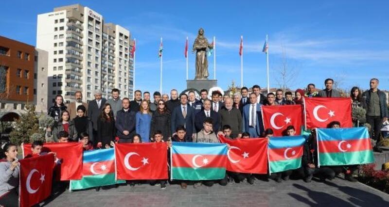 Hocalı katliamında ölenler Talas'ta anıldı