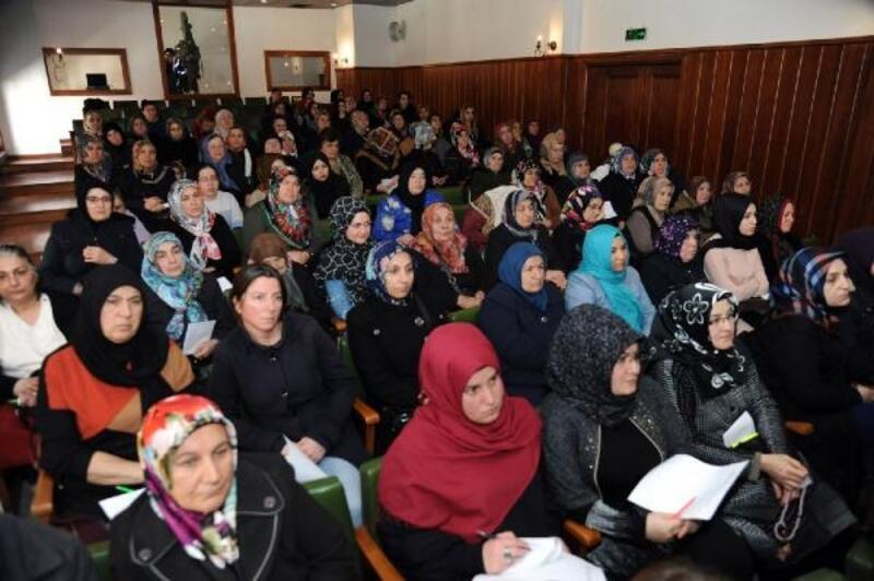 Altındağlı kadınlara 'Depreme Hazırlık' semineri