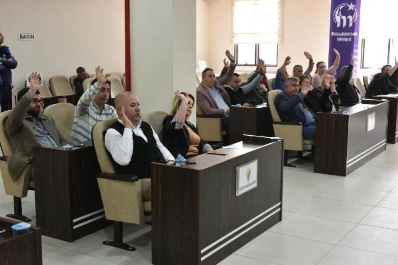 Mustafakemalpaşa'daki iki parka yeni isim verildi