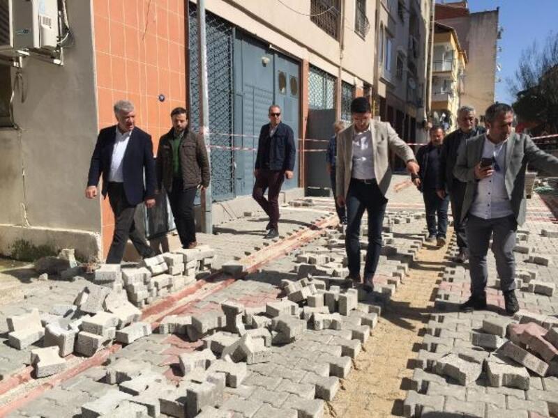 Barış Sokak'ın çehresi değişiyor