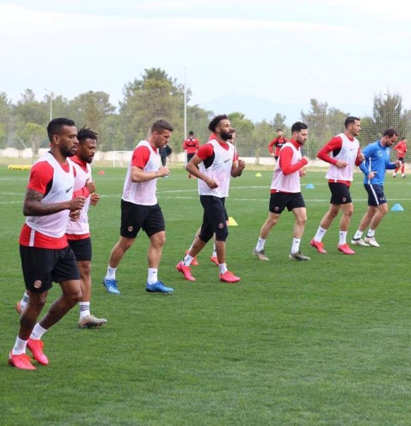 Antalyaspor'da 'korona' tedbirleri