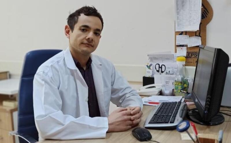 Nöroloji uzmanı Altunç göreve başladı