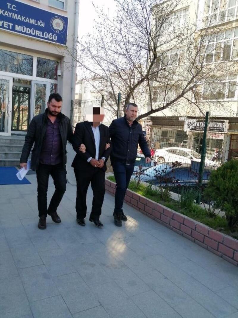 Keşan'da 14 yıl hapis cezasıyla aranan şüpheli yakalandı