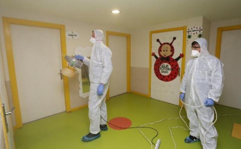 Kepez'de etkinliklere virüs engeli