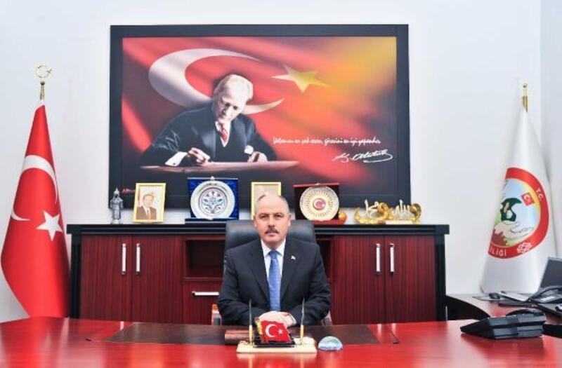 Vali Coşkun'dan 14 Mart Tıp Bayramı Mesajı