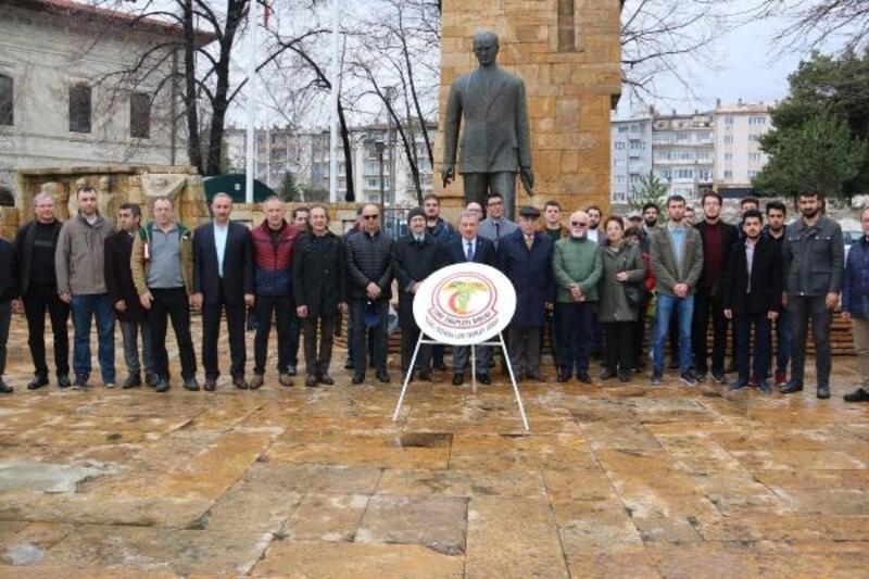 Sivas'ta 14 Mart Tıp Bayramı kutlandı