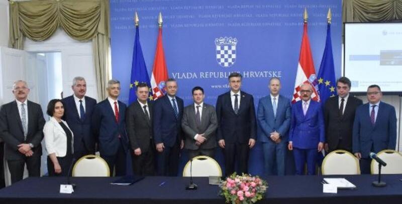 Orta Avrupa'yı Adriyatik'e Türk şirketi bağlayacak: 405 milyon Euro'ya ihaleyi aldılar